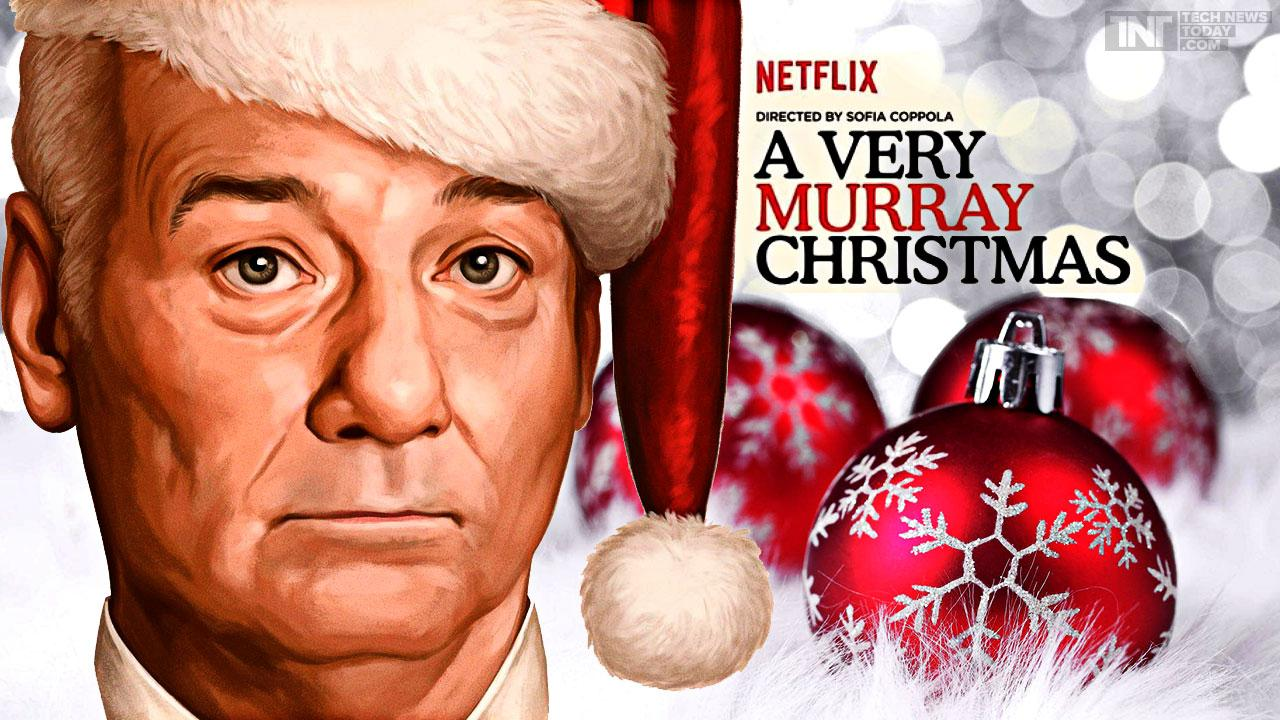 Bill Murray stars in a Netflix Christmas special | The Gannon ...