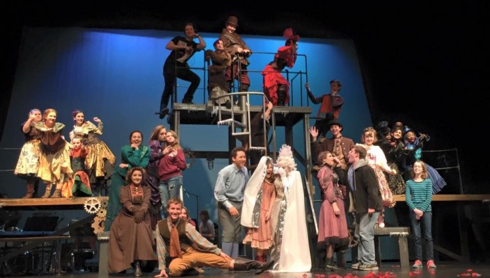 Erie Playhouse pleases with 'Snow Queen' production   The