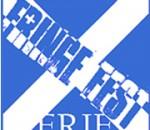 Fringe Fest logo blue