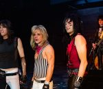 The Dirt Machine Gun Kelly as Tommy Lee; Douglas Booth as Nikki Sixx, Daniel Webber as Vince Neil, Iwan Rheon as Mick Mars