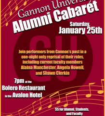 Alumni Cabaret