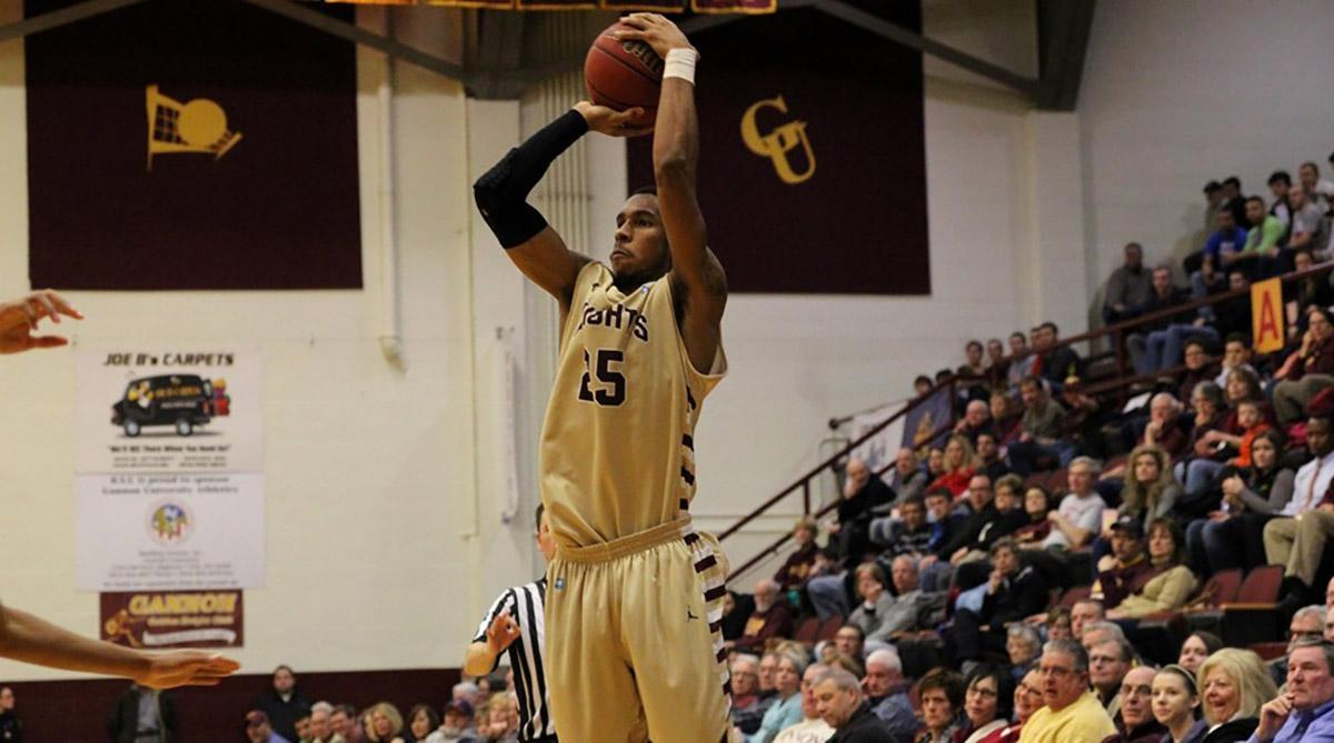 Smith's game-winner seals Gannon victory