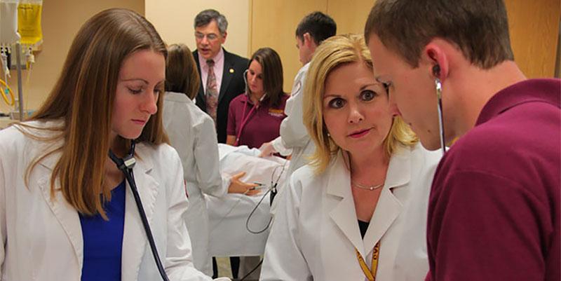 Nursing+earns+10-year+accreditation