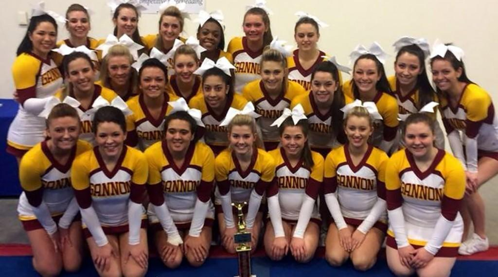 Knights place first at JDRF Cheer