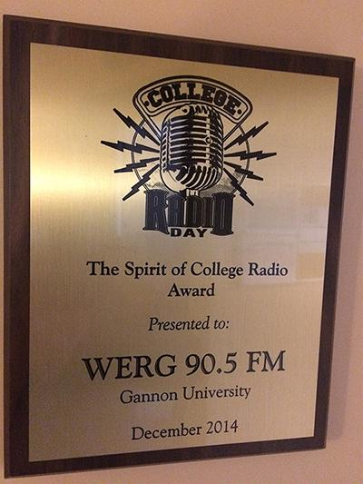90.5 WERG earns another award