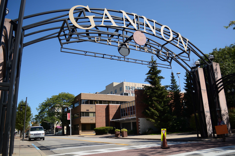 Gannon salutes its seniors one last time