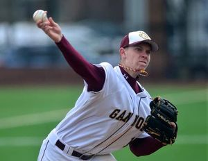 MLB's Angels draft Gannon pitcher Cox