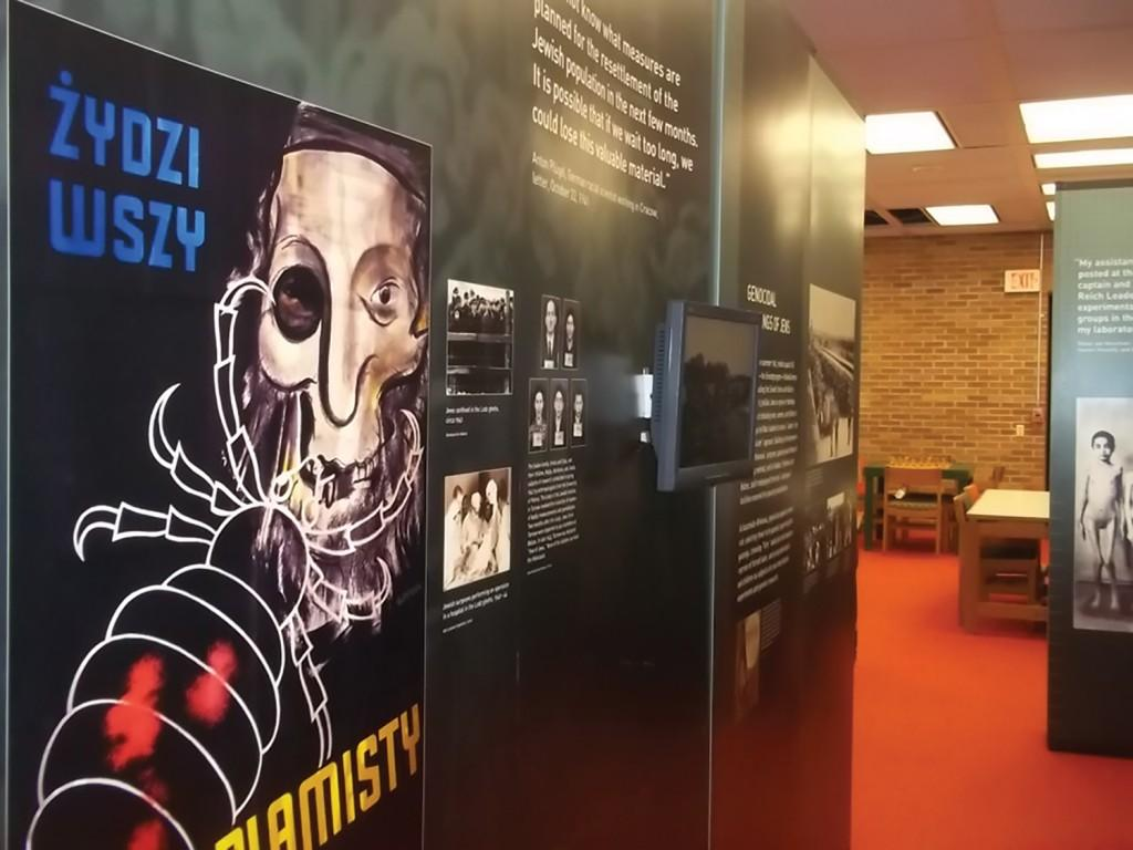 Deadly Medicine exhibit on display in Nash Library