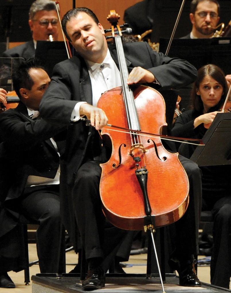 ECO opens new season with guest cellist
