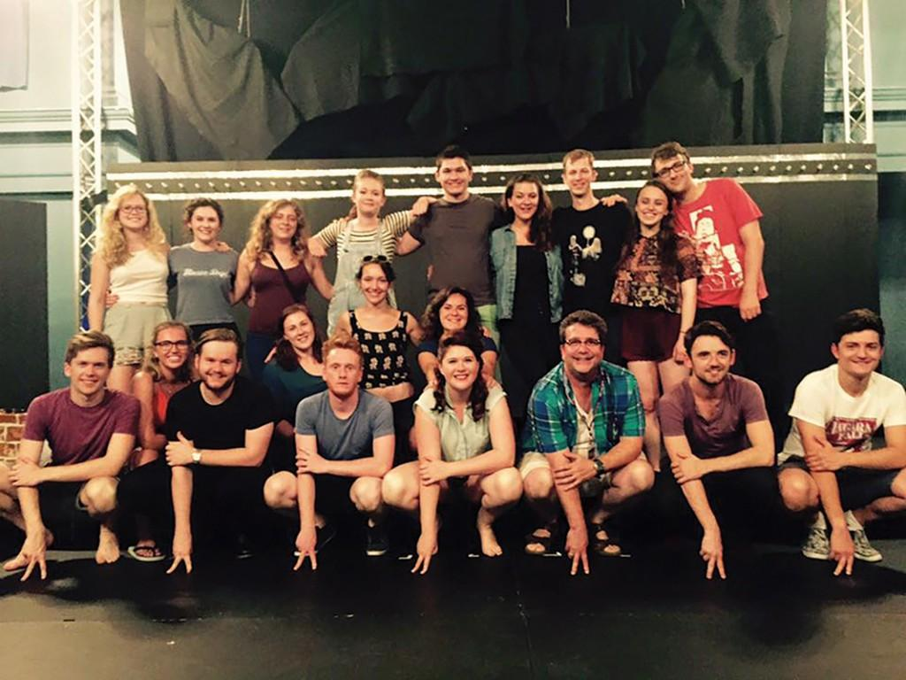 Cambridge troupe modernizes Shakespeare