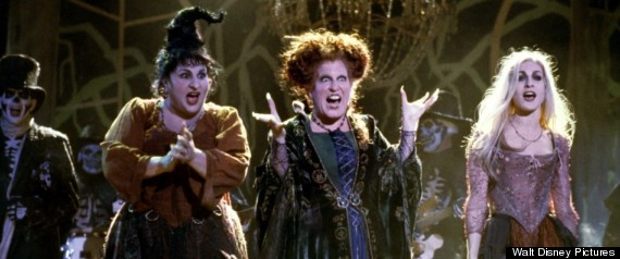 ABC throws back to '90s with 'Hocus Pocus'