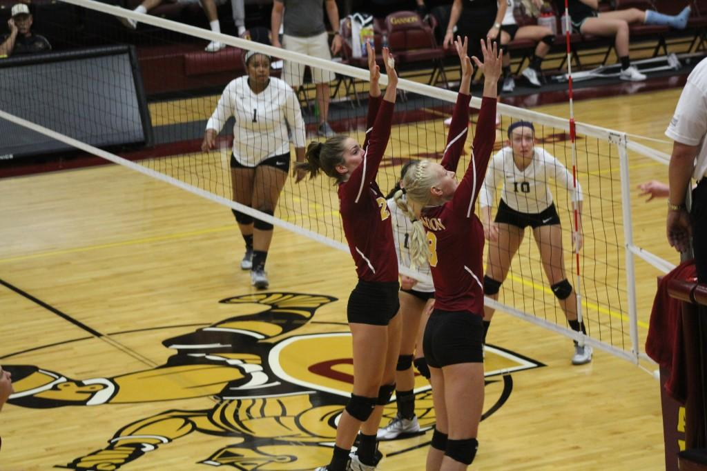 Volleyball+falls+in+PSAC+quarterfinals
