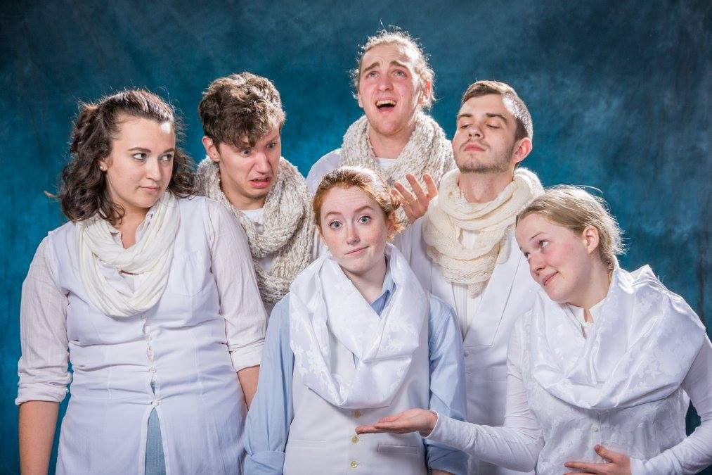 Schuster Theatre opens with Shakespeare comedy