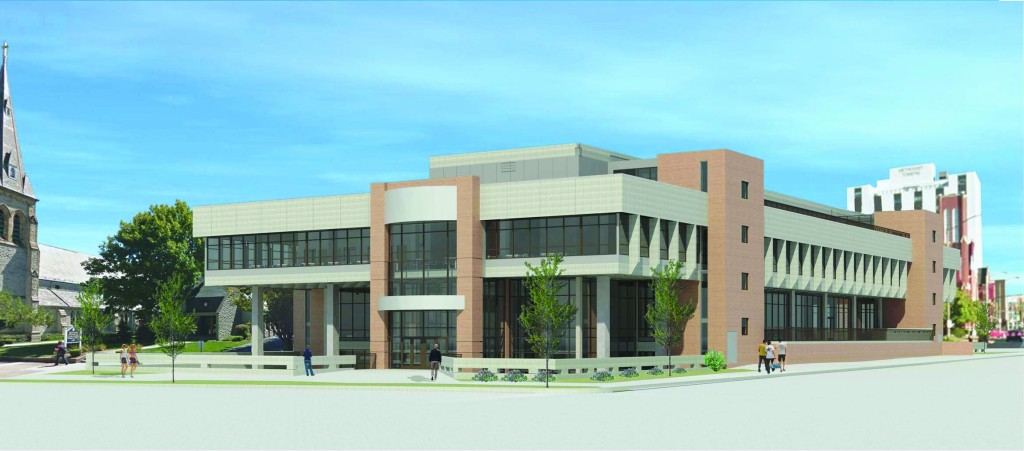 Nash Library getting major makeover