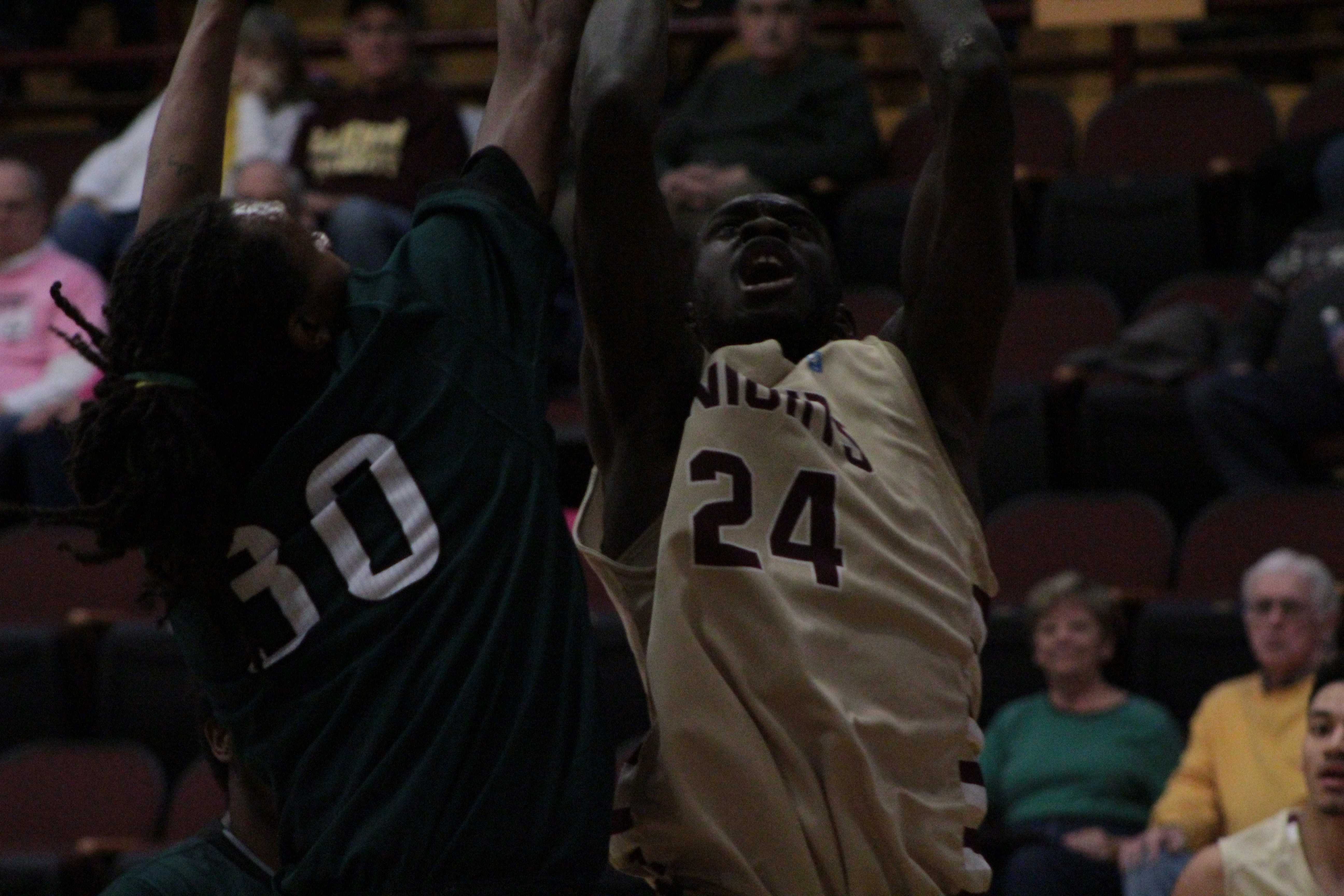 Gannon falls to Mercyhurst, comes back to beat The Rock
