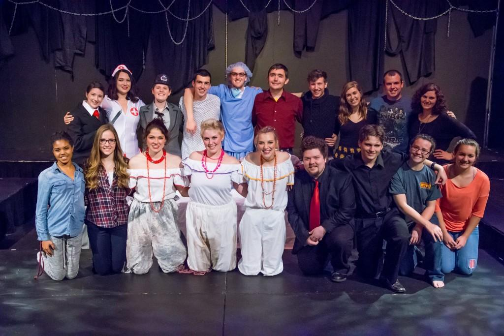 Schuster+Theatre+students+honored+at+Kennedy+Center+American+College+Theater+Festival+for+%27Stage+Fright%27