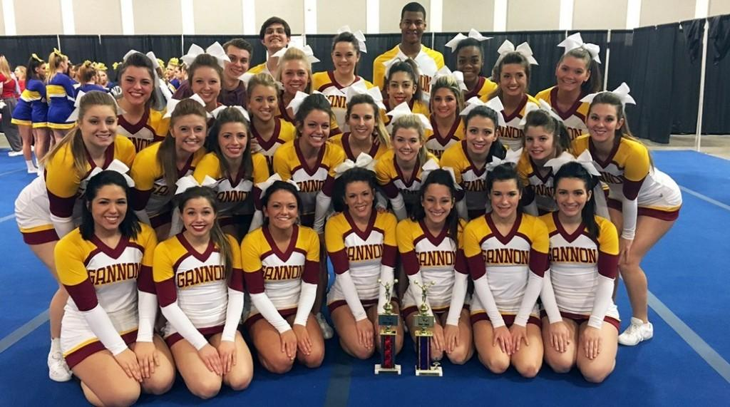 Competitive cheer debuts new team