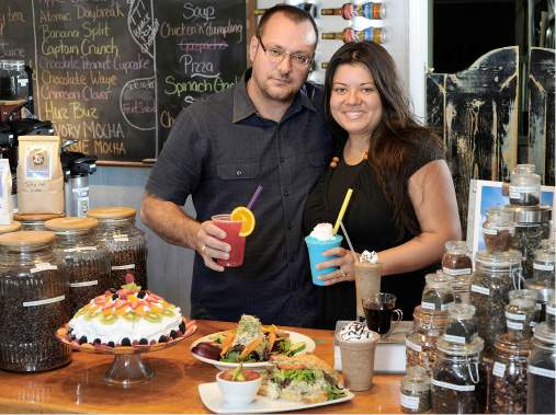 Coffee connoisseur comes to Gannon