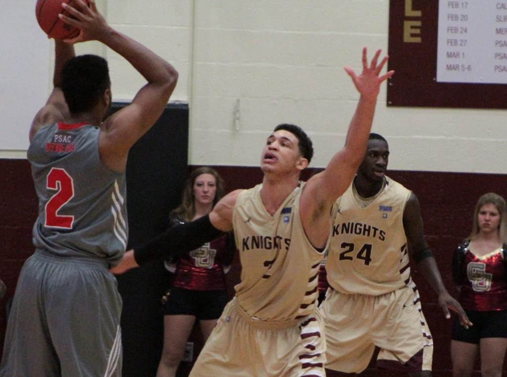 Knights fall to IUP, Edinboro