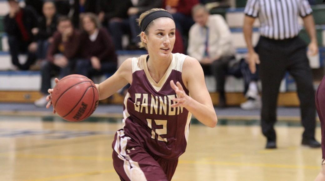 Gannon drops two to Cal, Slippery Rock