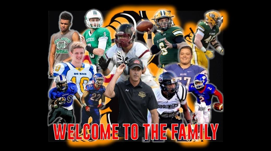 Football welcomes newcomers