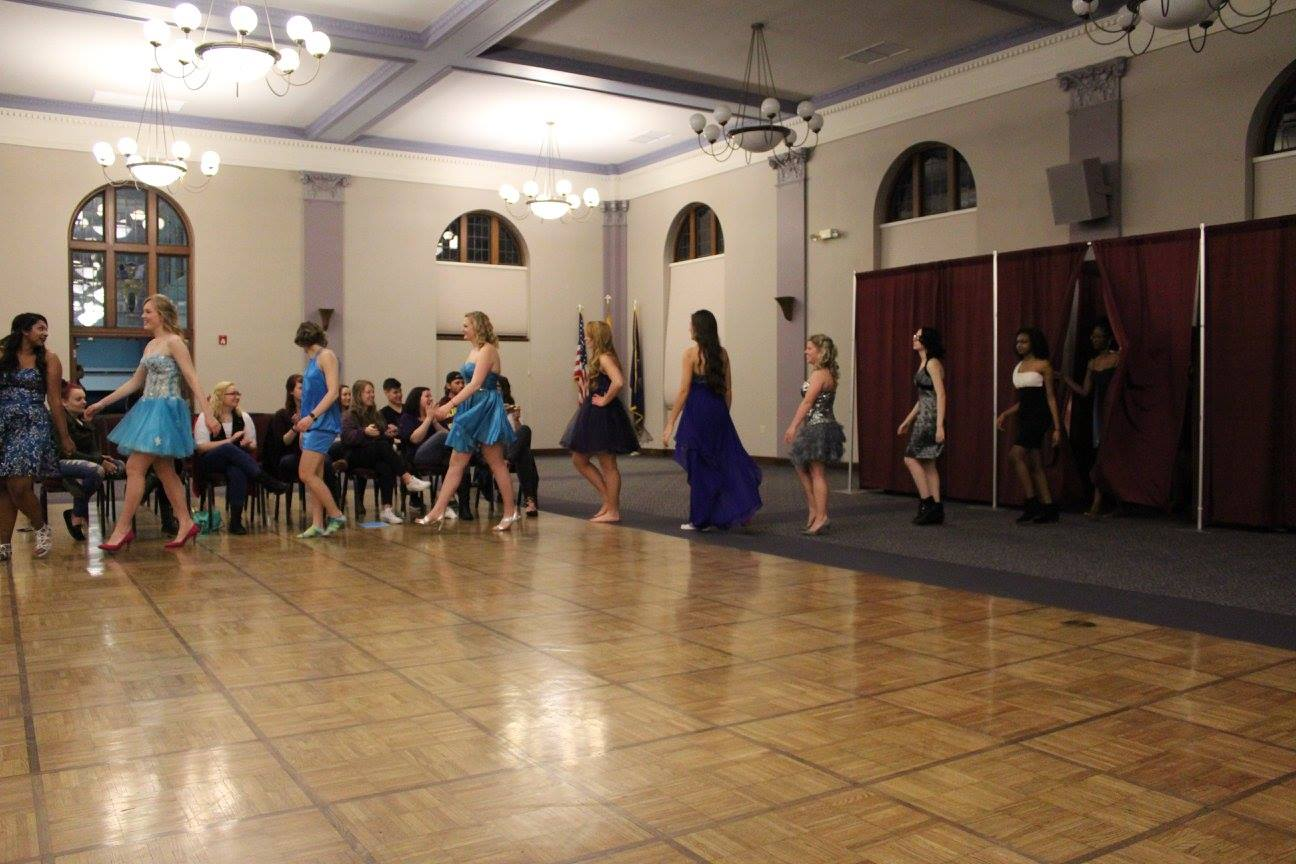 'Mission Impromable' fashion show, giveaway helps local juniors, seniors