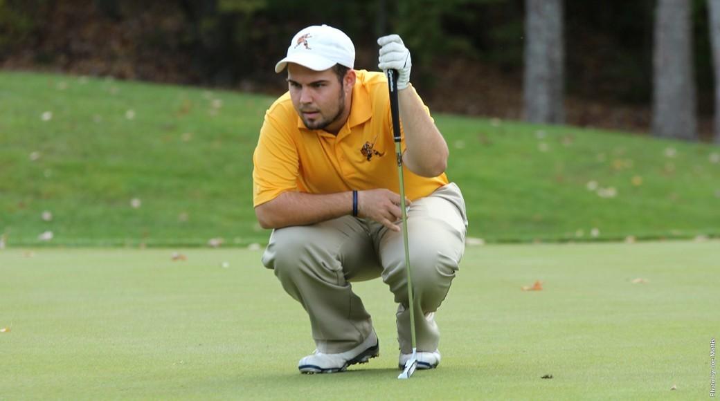 Barto  paces Gannon golfers