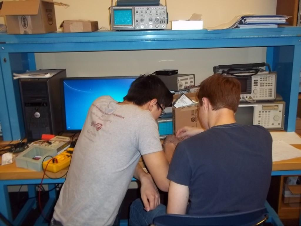 Student research receives NASA grant