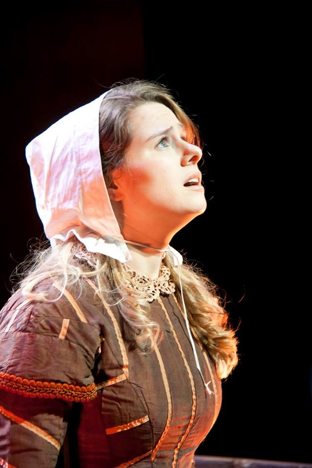Student joins cast of 'The Crucible'