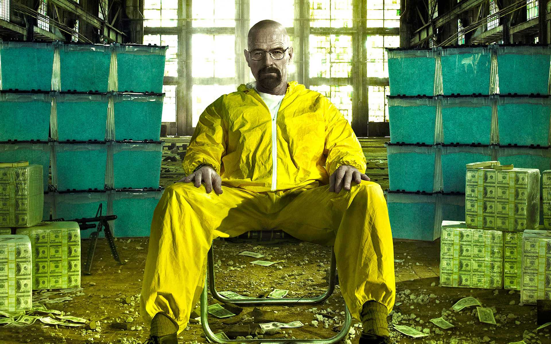 'Breaking Bad': A breakthrough in the TV industry
