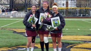 Season closes for lacrosse on Senior Day