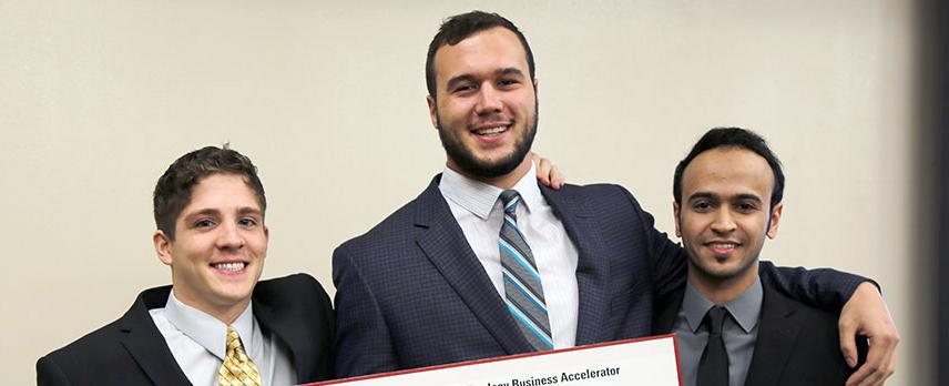 Gannon students win $10K business grant