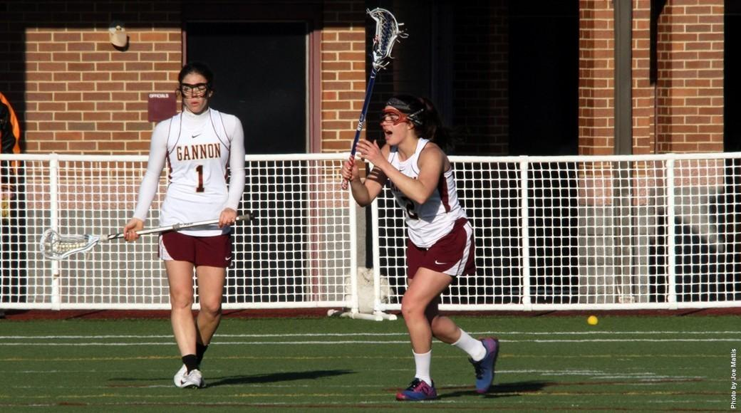 Lacrosse wins one, loses one