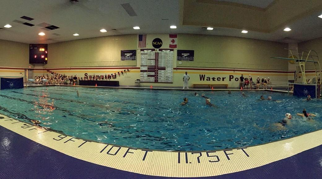 Women's water polo loses three, wins fourth game