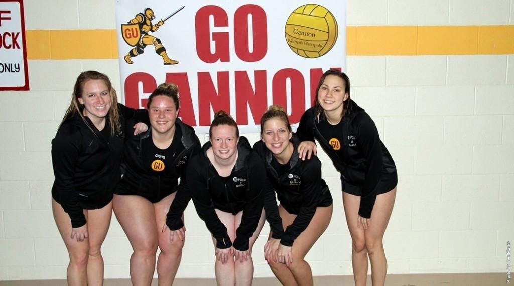 Women's water polo defeats Mercyhurst
