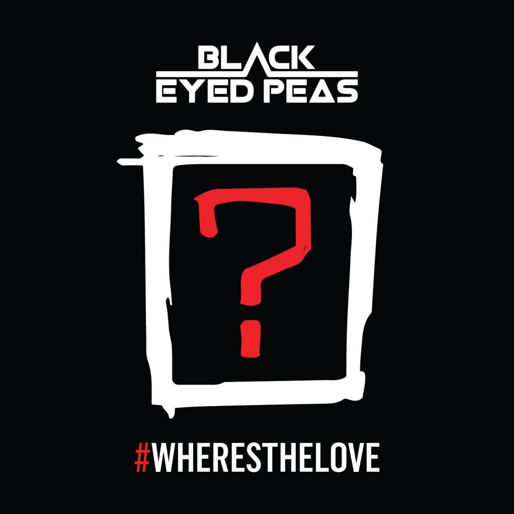 Black Eyed Peas re-release hit song