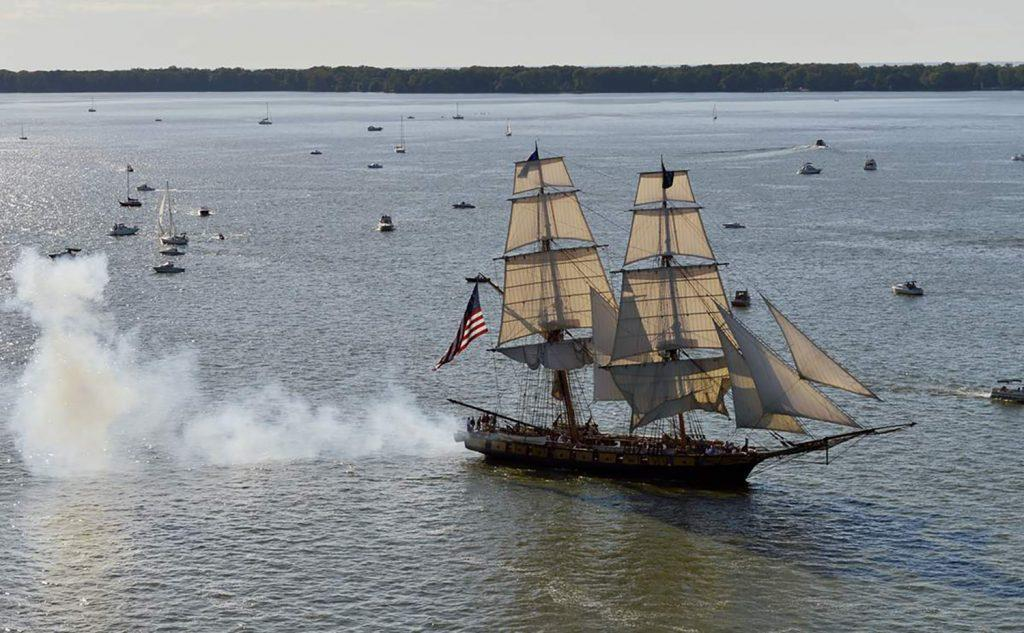 Tall+Ships+brings+boatload+of+fun+to+Erie+Bayfront%2C+Maritime+Museum