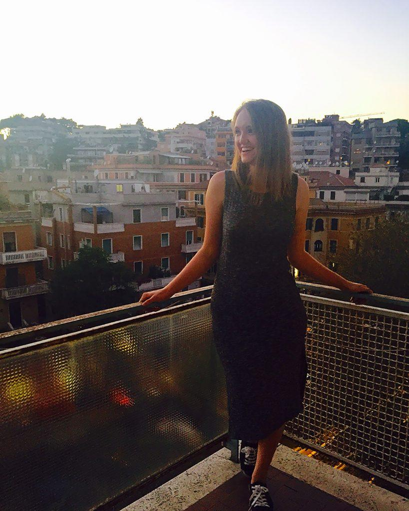 Student reflects on life in Rome, studying abroad
