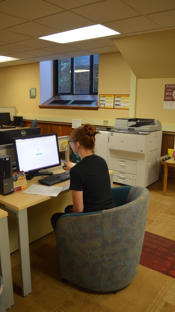 ITS department introduces technology upgrades for fall semester