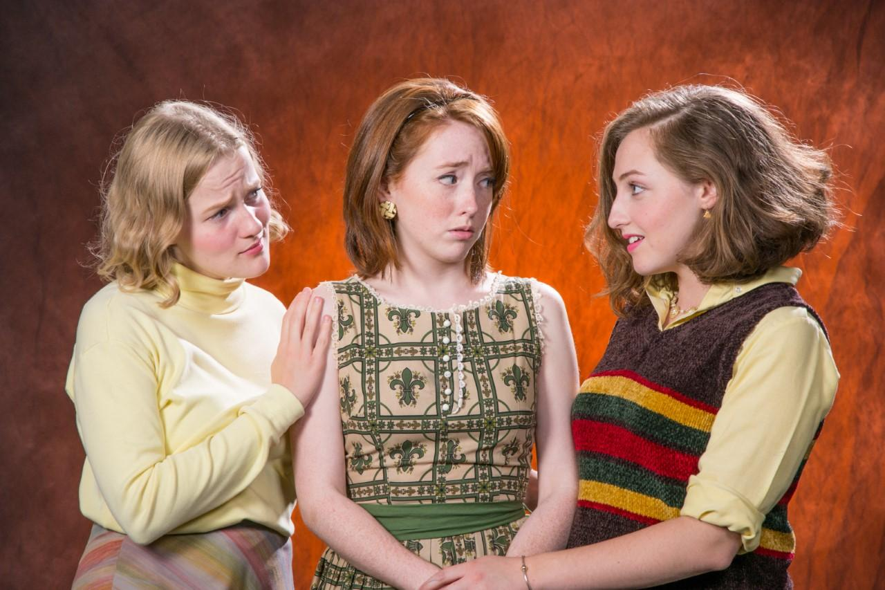Schuster Theatre presents 'Crimes of the Heart' tomorrow