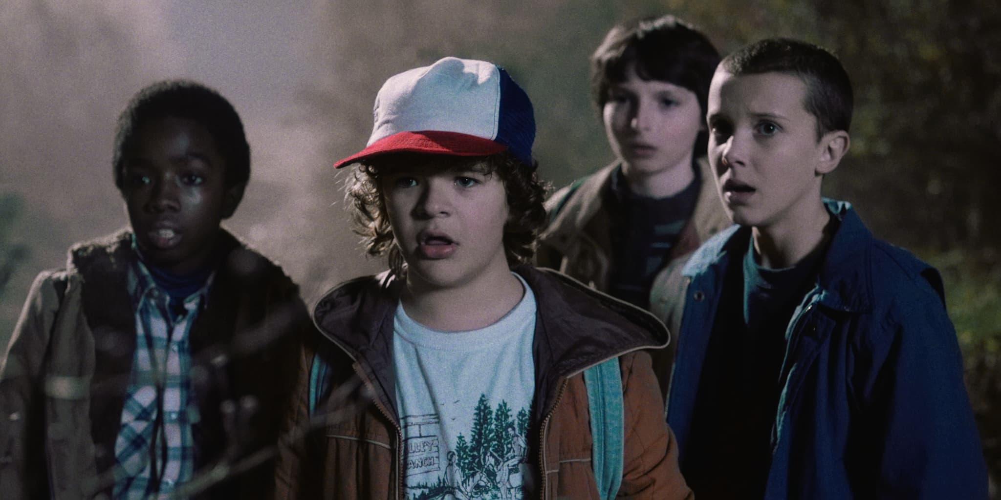'Stranger Things' receiving strange reviews