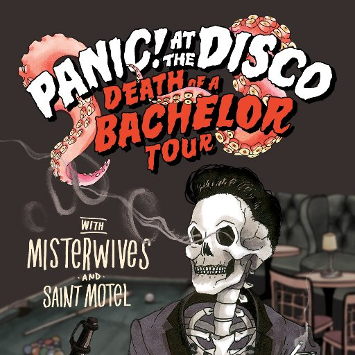 Panic at the Disco! includes 'Stranger Things' in video