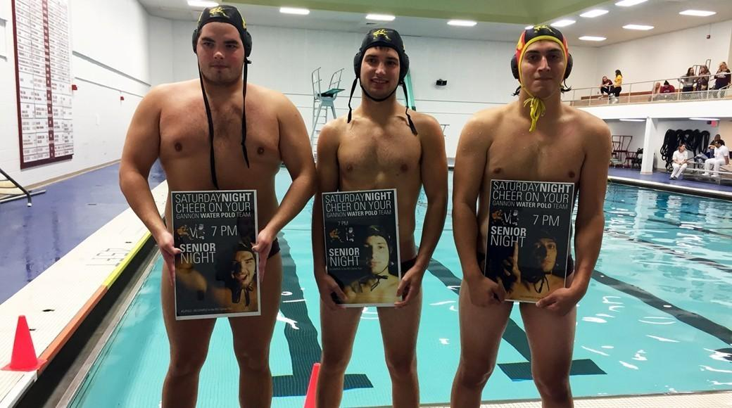 Streak continues for men's water polo