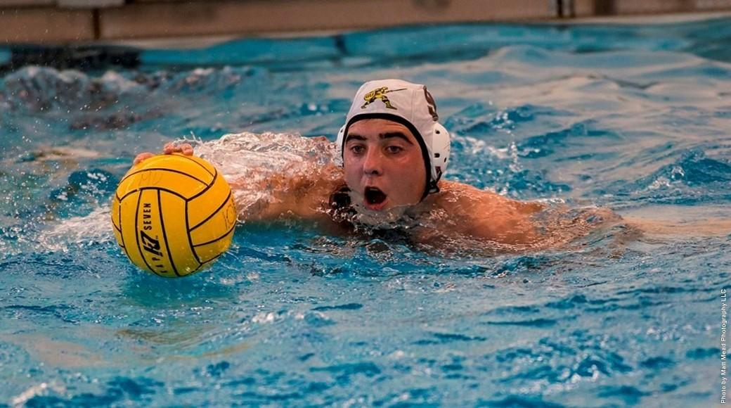 Men's water polo sees winning streak end