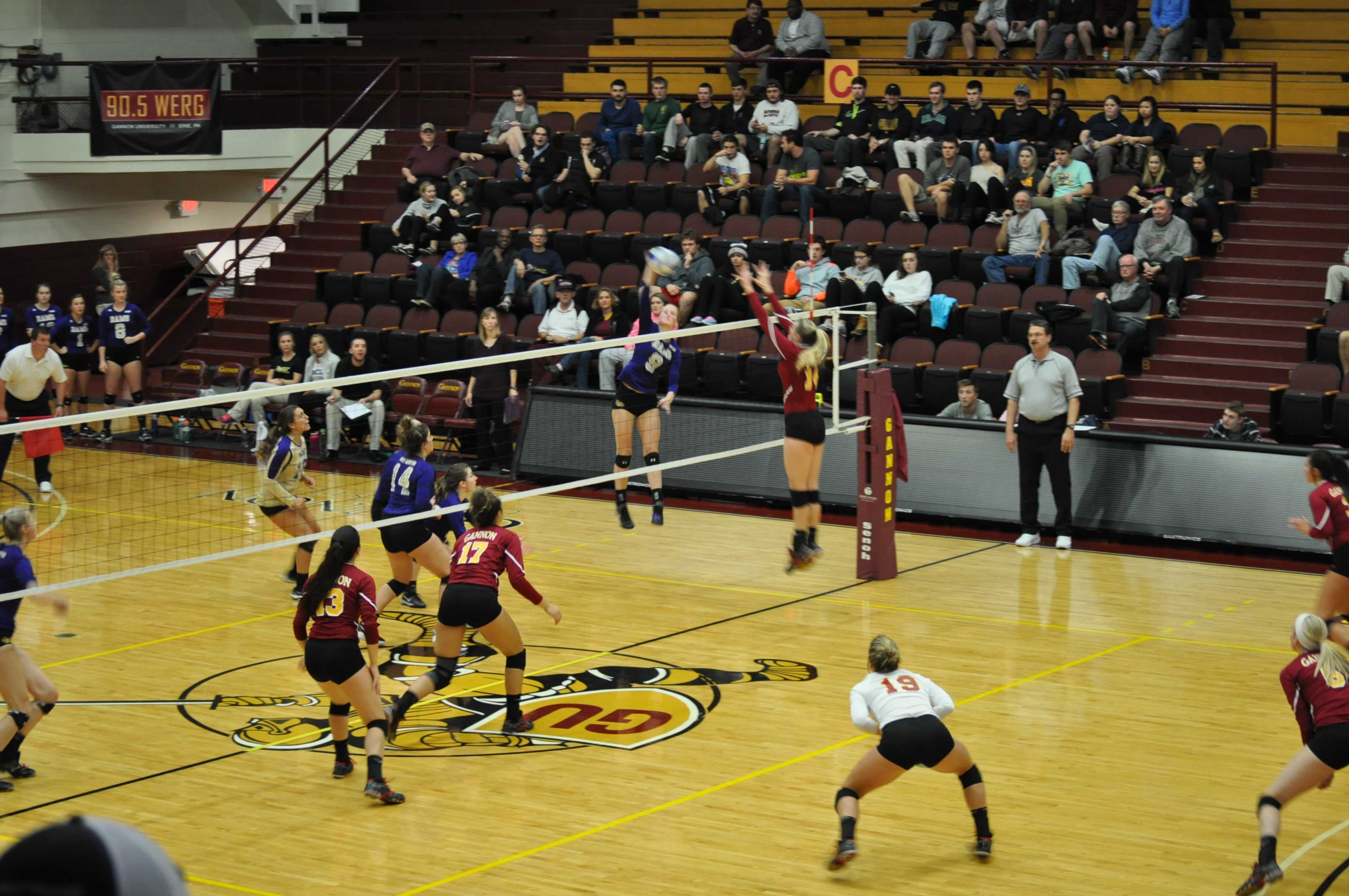 Volleyball sweeps West Chester, 3-0