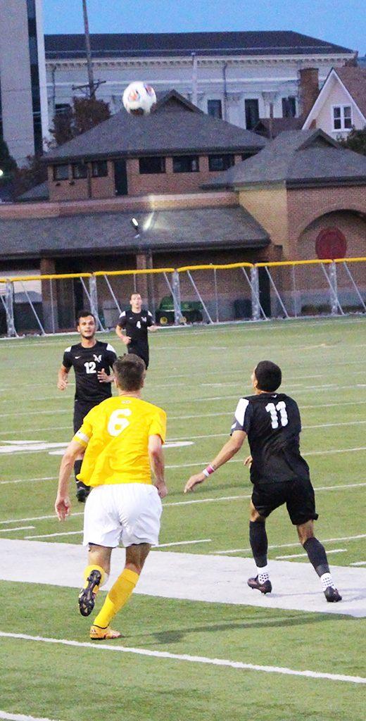 Millersville upsets men's soccer, 2-0