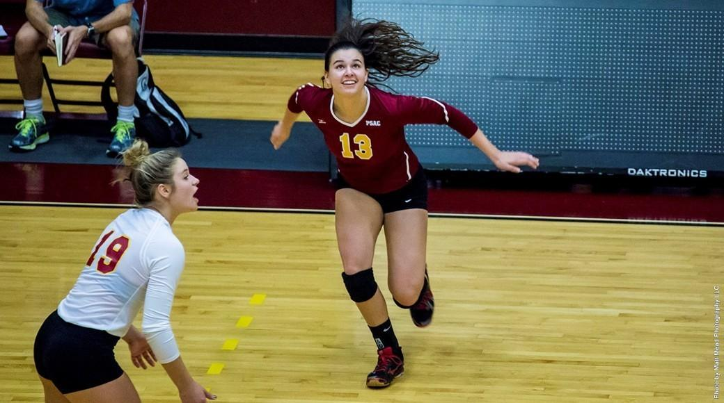Volleyball opens tournament against Fairmont State