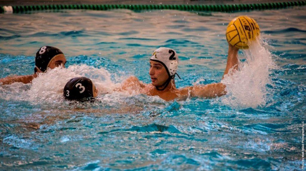 Water polo finishes 13-5