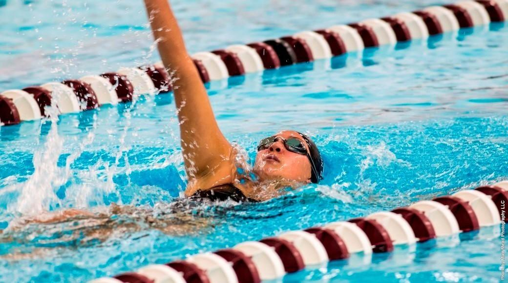Women's swimming places fourth in Wooster