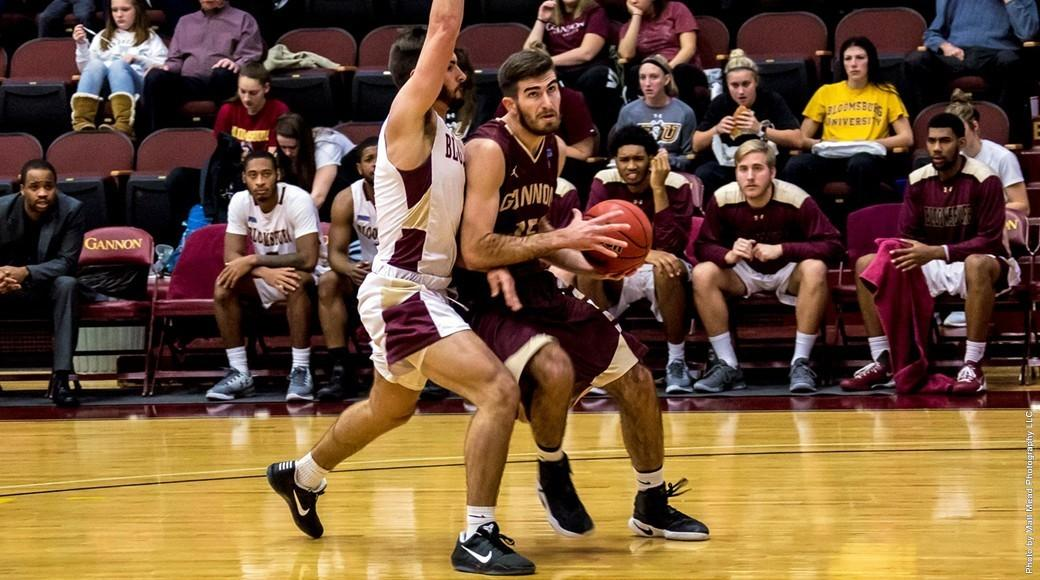 Men's basketball wins two more